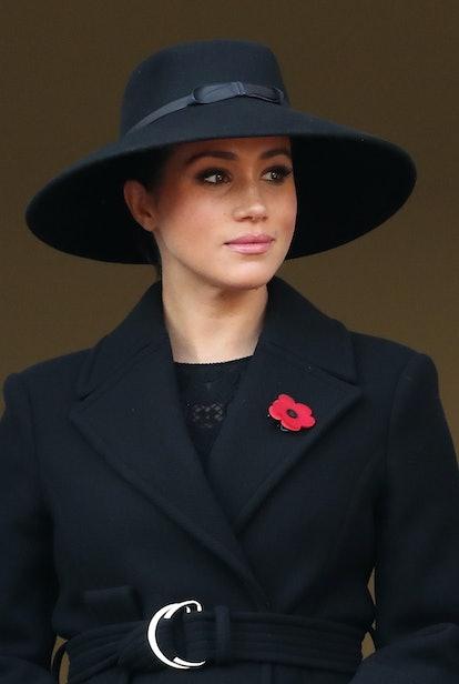 Meghan Markle's Stella McCartney coat is another rewear of the designer.