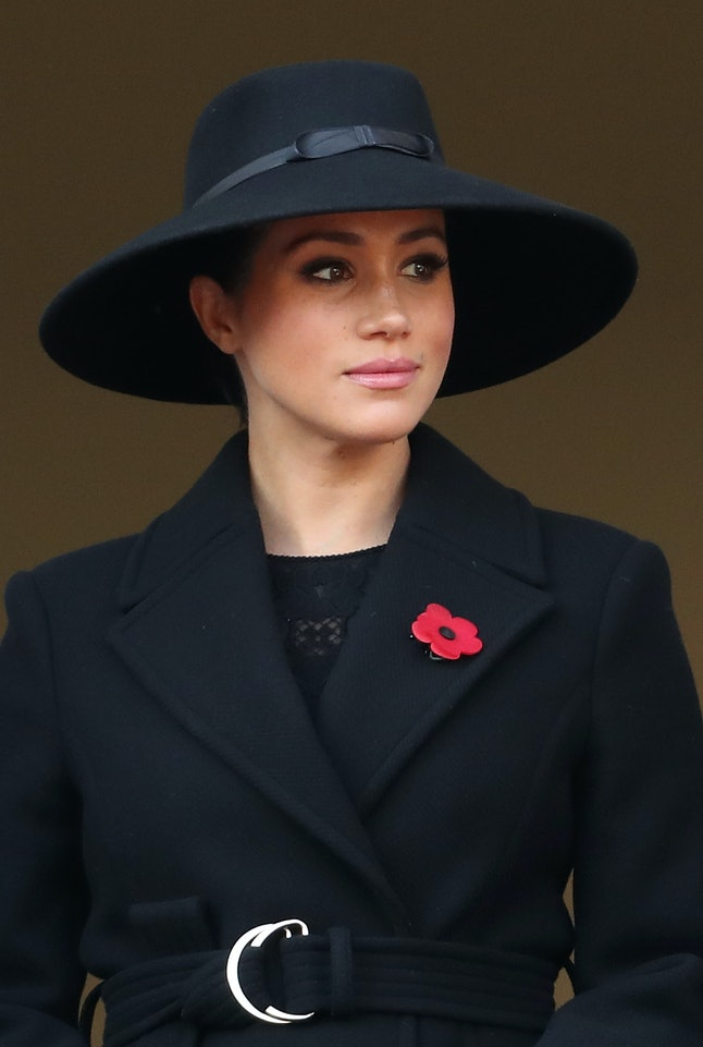 Meghan Markle's Stella McCartney coat is another rewear of the designer.
