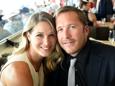 Bode and Morgan Miller welcomed twins on Friday