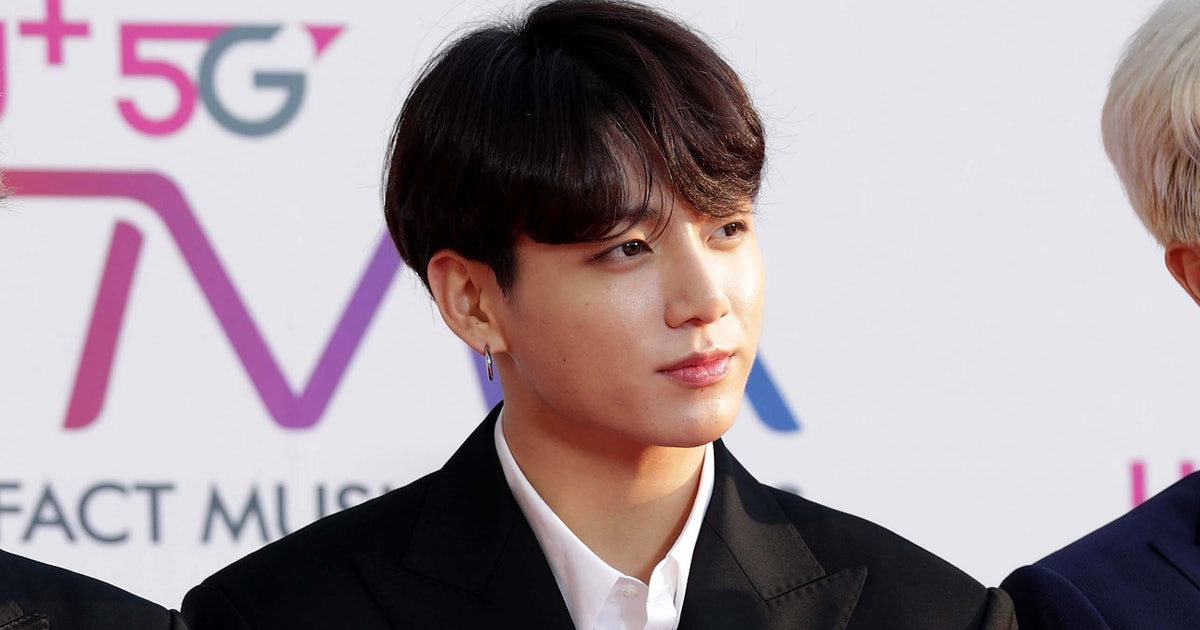 BTS' Jungkook's New Half-Blonde Hair Has ARMYs Hype For A Comeback