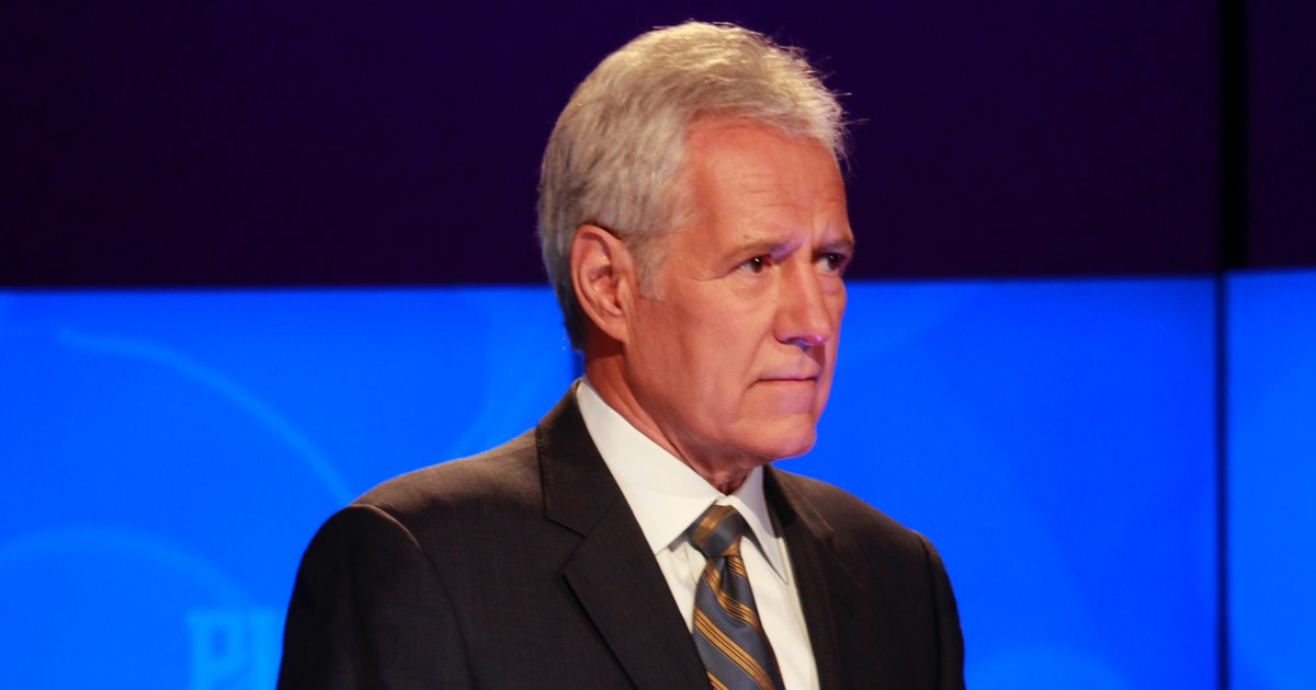 Alex Trebek's Emotional 'Jeopardy' Moment Is More Valuable Than Money