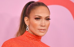 J.Lo's new lob haircut is very different than her previous ponytail style