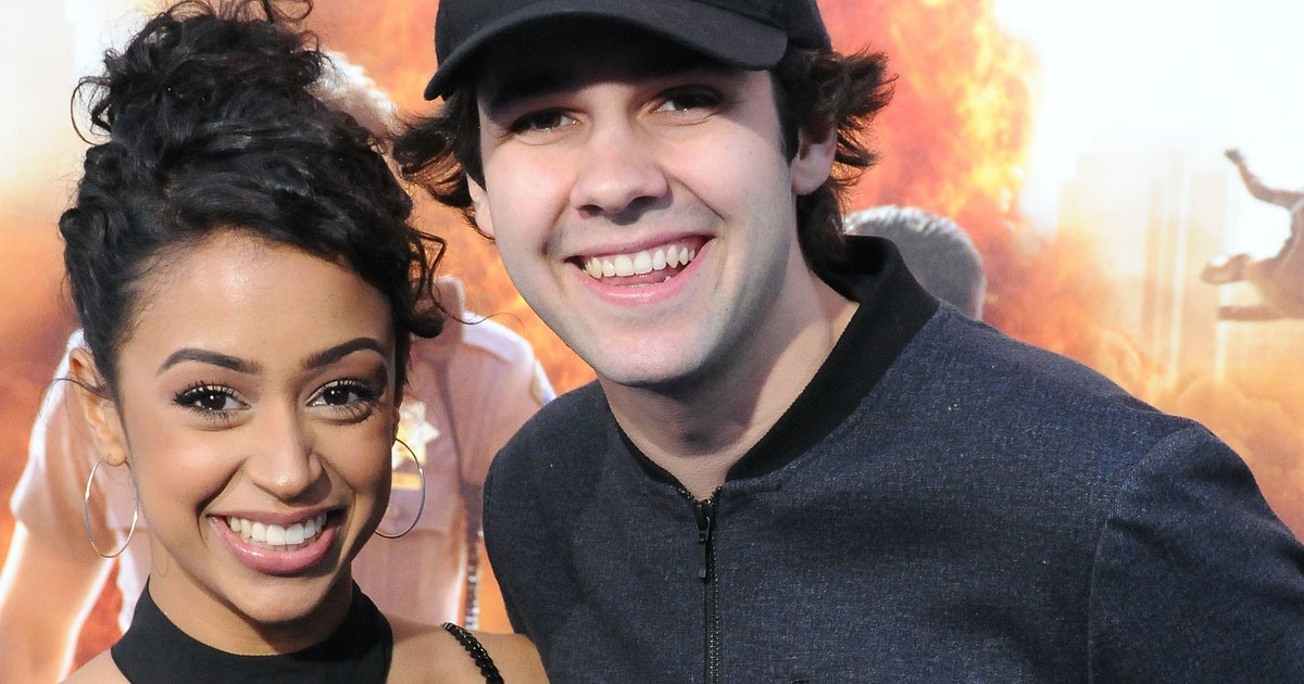 The 9 Best David Dobrik & Liza Koshy Vlogs Will Have You Giggling For Days