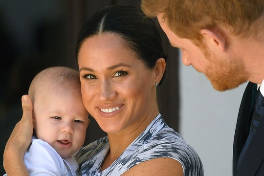 Meghan Markle & Prince Harry are gearing up for baby Archie's first Christmas