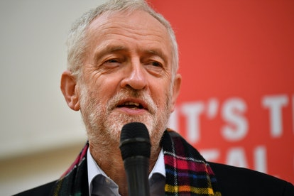 Labour leader Jeremy Corbyn has an extensive voting history