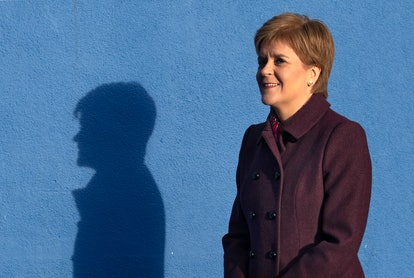 SNP leader Nicola Sturgeon's voting history is difficult to examine