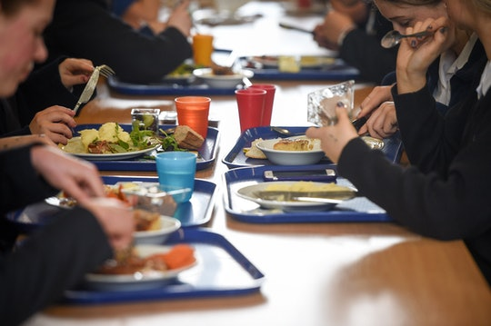 A high school in Minnesota apologized after taking hot lunch from students with outstanding lunch debt.