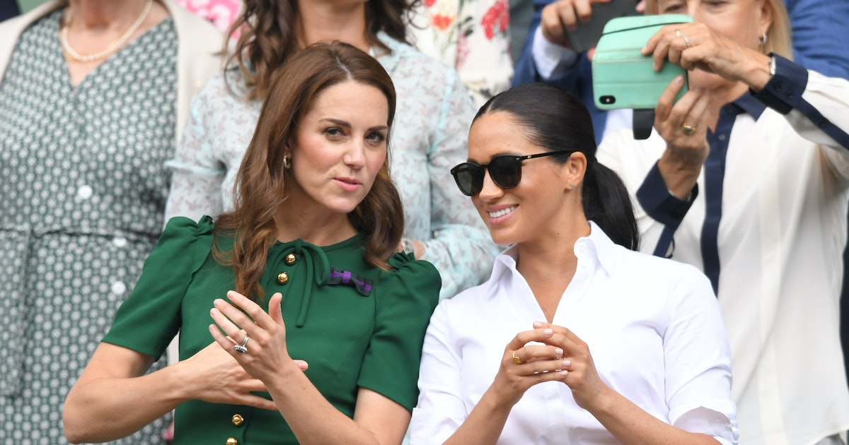 Meghan Markle & Kate Middleton Have Had Secret Outings For A Meaningful Reason