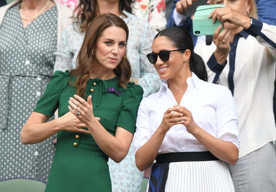 Kate Middleton & Meghan Markle are teaming up for mental health awareness.