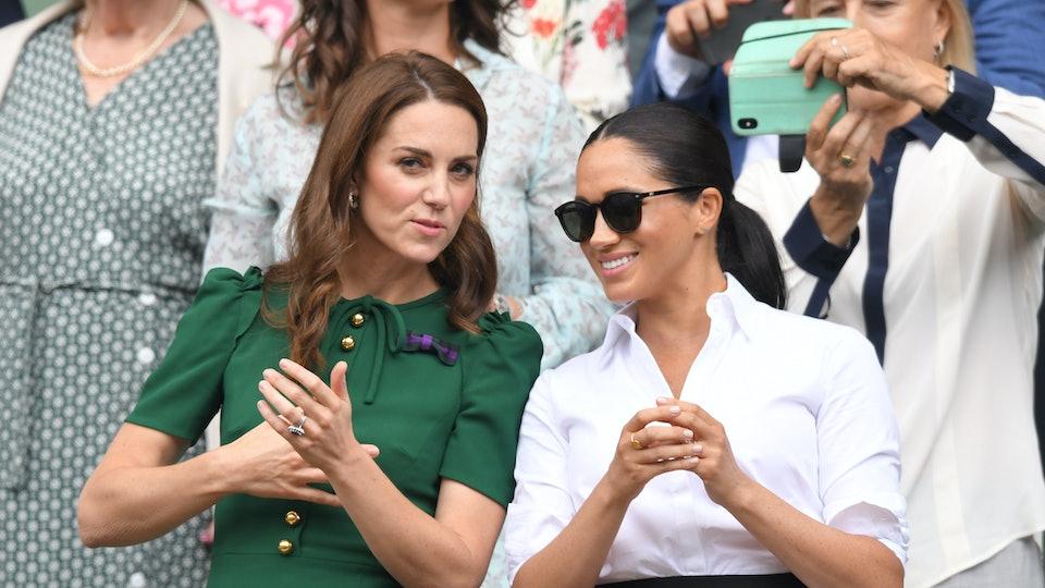 Kate Middleton & Meghan Markle are teaming up for mental health awareness.
