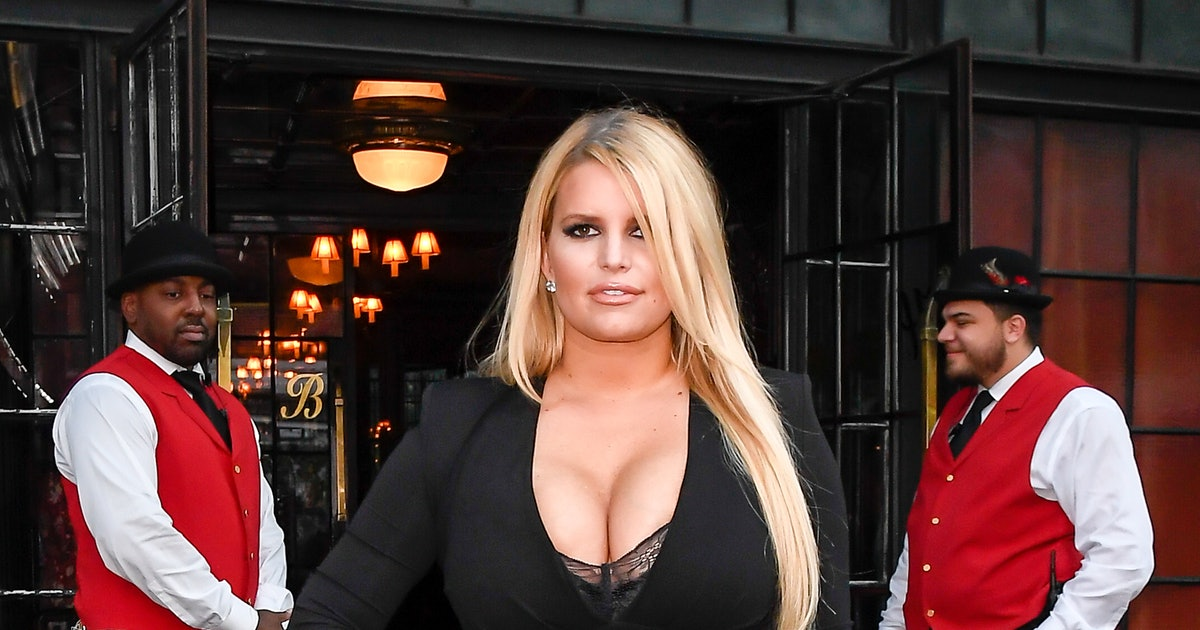 Jessica Simpson Shares Photo After Surviving 10 Days With Sick, Puking Kids