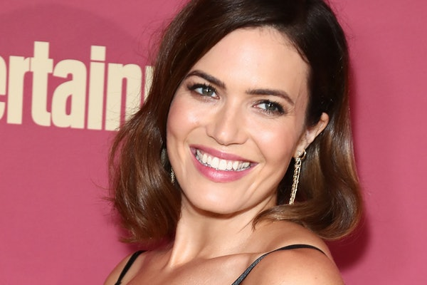 Mandy Moore is a big fan of gluten-free baking