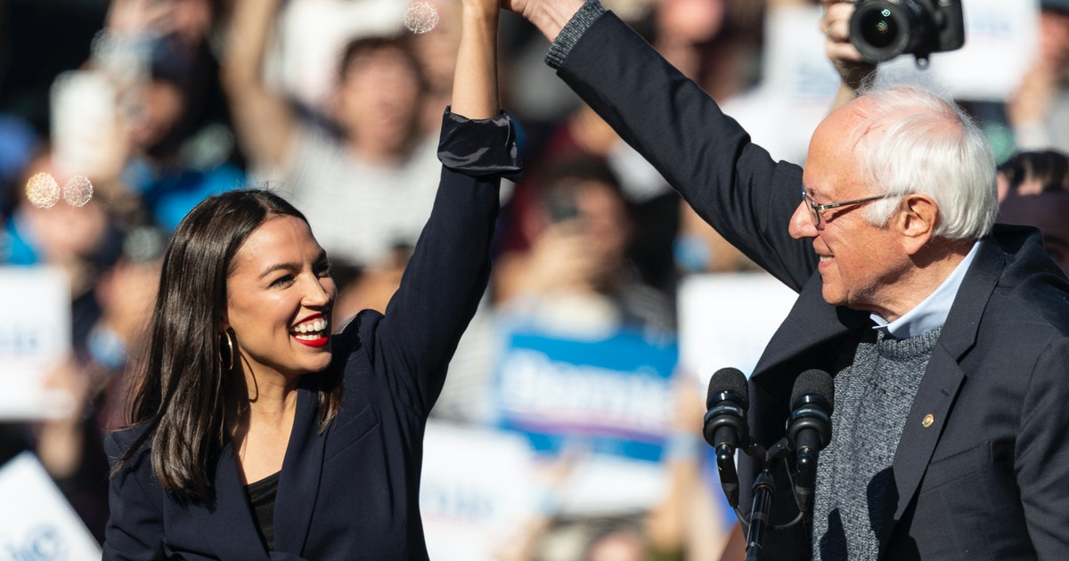 Bernie and AOC have a new plan to make public housing more sustainable