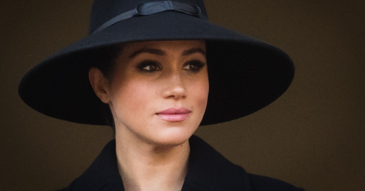 Meghan Markle & Hillary Clinton Hanging Out Is A Feminist Dream Come True