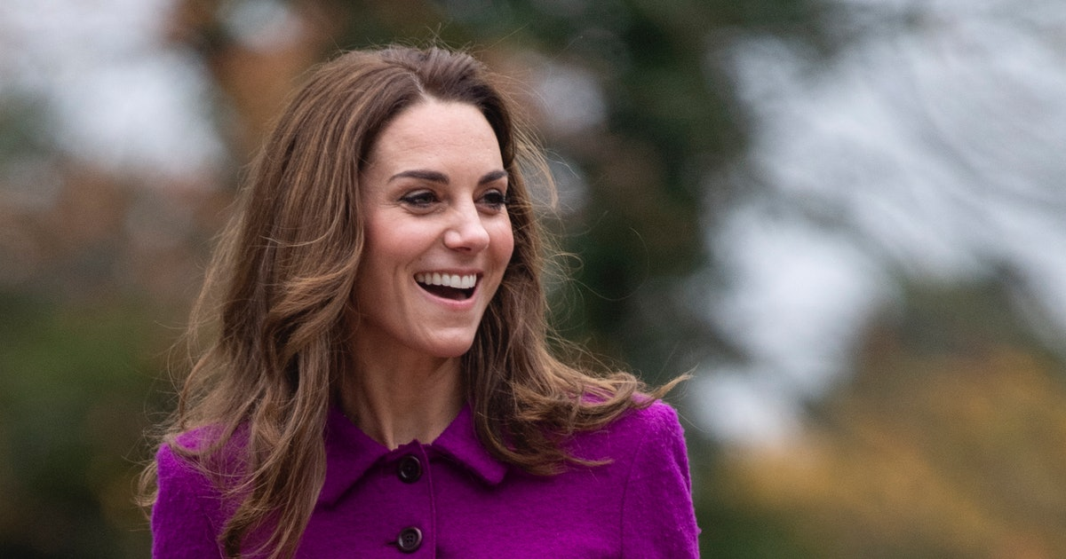 Kate Middleton Says Charlotte Is A Fan Of This Fun Hairstyle