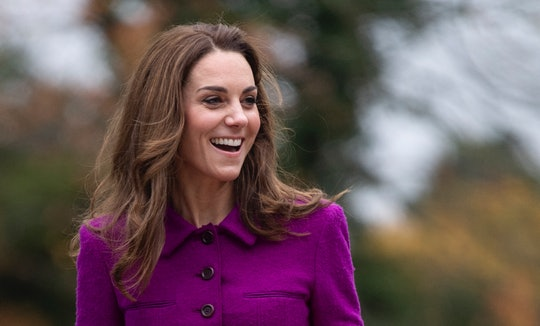 Kate Middleton revealed during a recent royal appearance that Princess Charlotte loves to wear her hair in braids.
