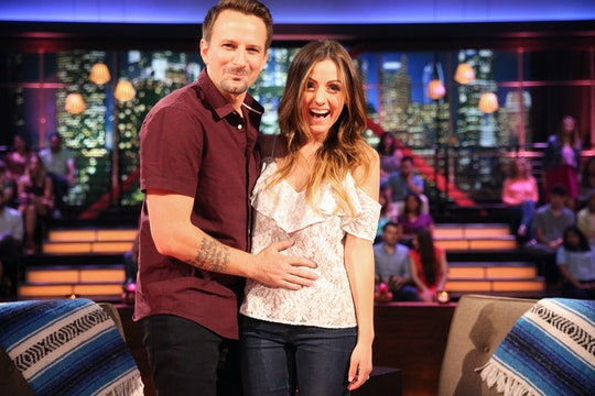 """Bachelor alum Carly Waddell has revealed she helped deliver her own baby in a birth that was """"beautiful and unique."""""""