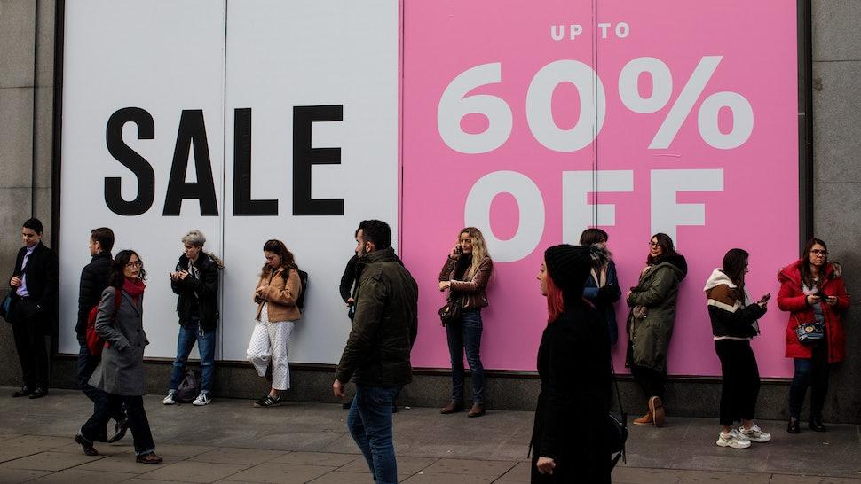 Black Friday sales should stop, say environmental experts