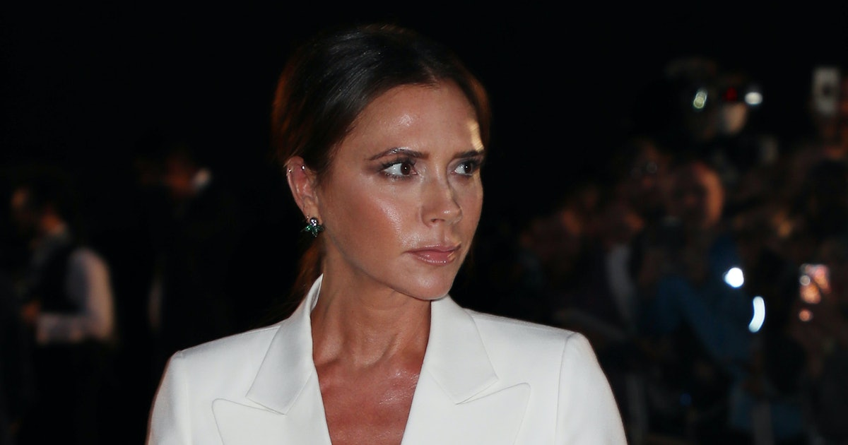 Victoria Beckham Nailed Spice Girls Dance Moves In A TikTok With Her Son