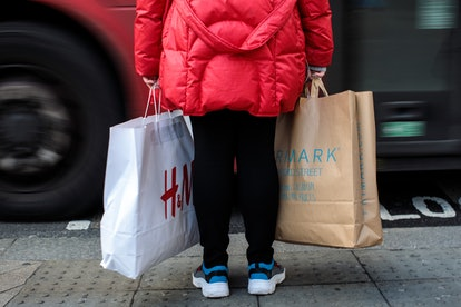 Black Friday encourages overconsumption which doesn't bode well for the environment