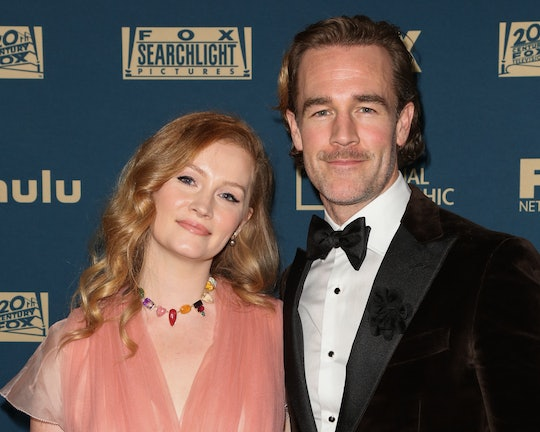 James Van Der Beek revealed that his wife Kimberly suffered a miscarriage.