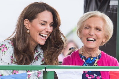 Kate Middleton and Mary Berry might be the most charming holiday special hosts ever.