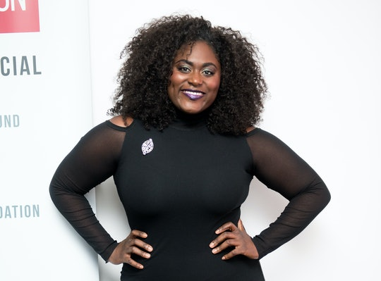 Danielle Brooks announced the birth of her daughter via Instagram Monday.