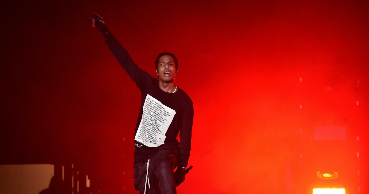 Following his release, A$AP Rocky is giving back to Swedish prisons in an unexpected way