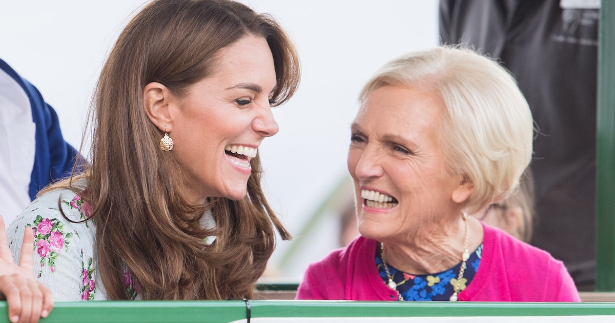 Kate Middleton May Star In A Holiday Cooking Special With Mary Berry