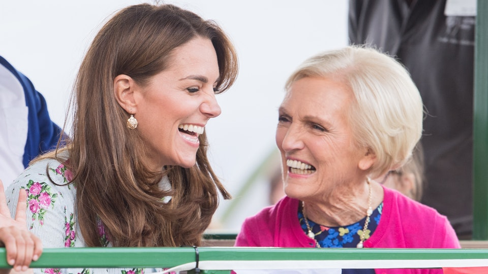Kate Middleton may star in a holiday cooking special with Mary Berry.
