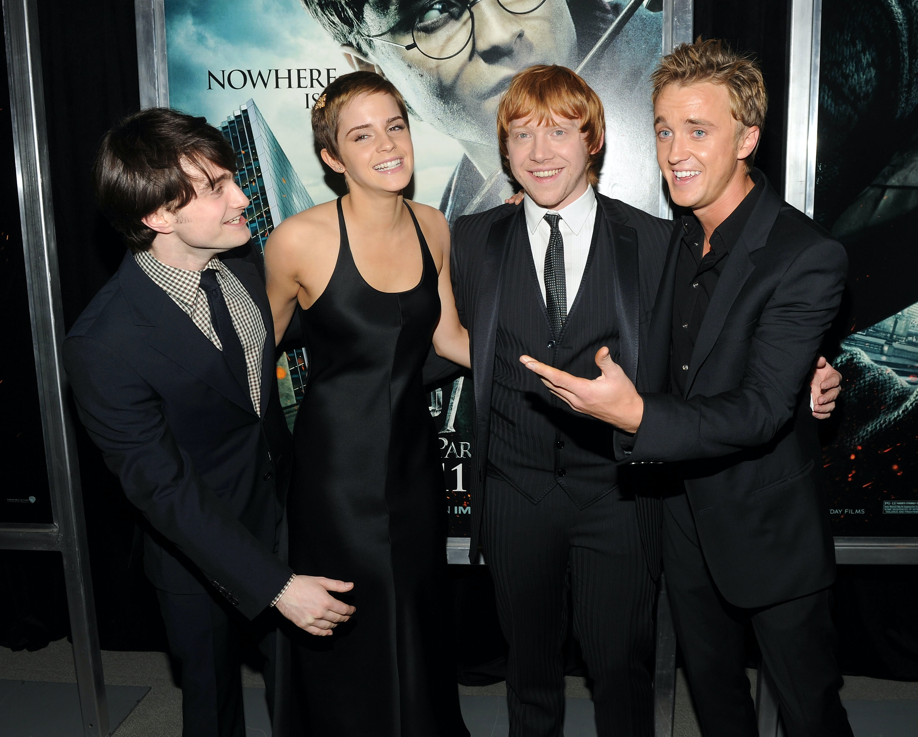 Rupert Grint Responded To Emma Watson Tom Felton Dating Rumors