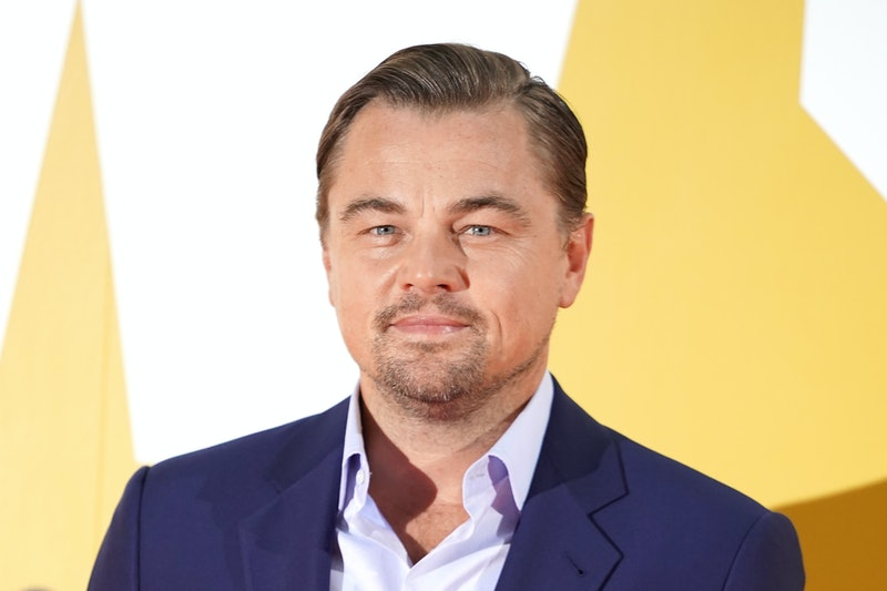 """Actor Leonardo DiCaprio called Greta Thunberg a """"leader of our time"""" in an Instagram photo caption."""