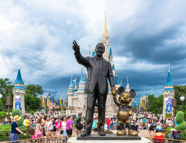 Quotes from Walt Disney are perfect for using as Instagram captions for your kid's first Disney trip.