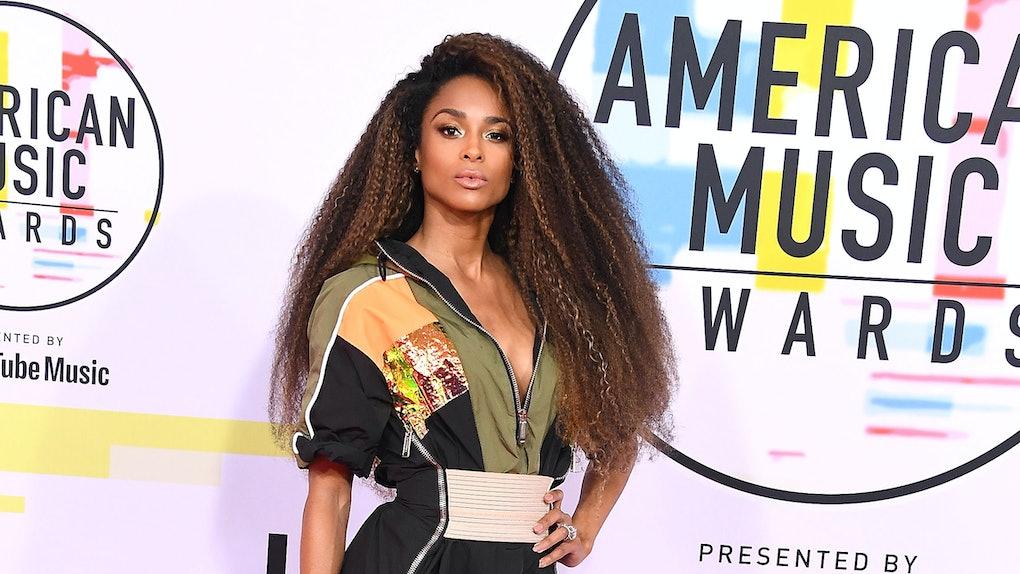 Ciara is the 2019 AMAs Host.