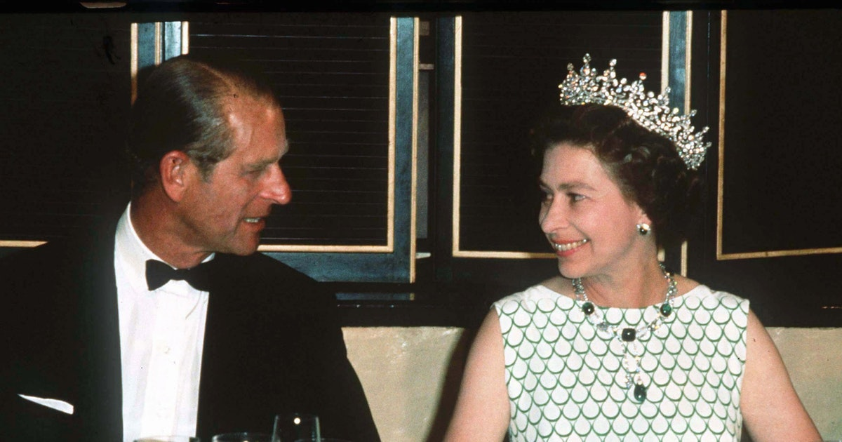 On Queen Elizabeth & Prince Philip's 72nd Anniversary, The Royals Are Miles Apart