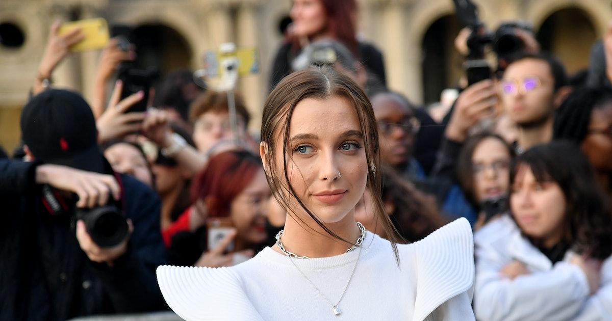 Emma Chamberlain's Zodiac Sign Says She's An Unpredictable Partner