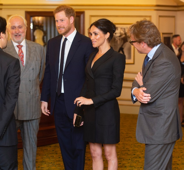 Meghan Markle has helped dispel myths claiming royals are required to wear pantyhose.