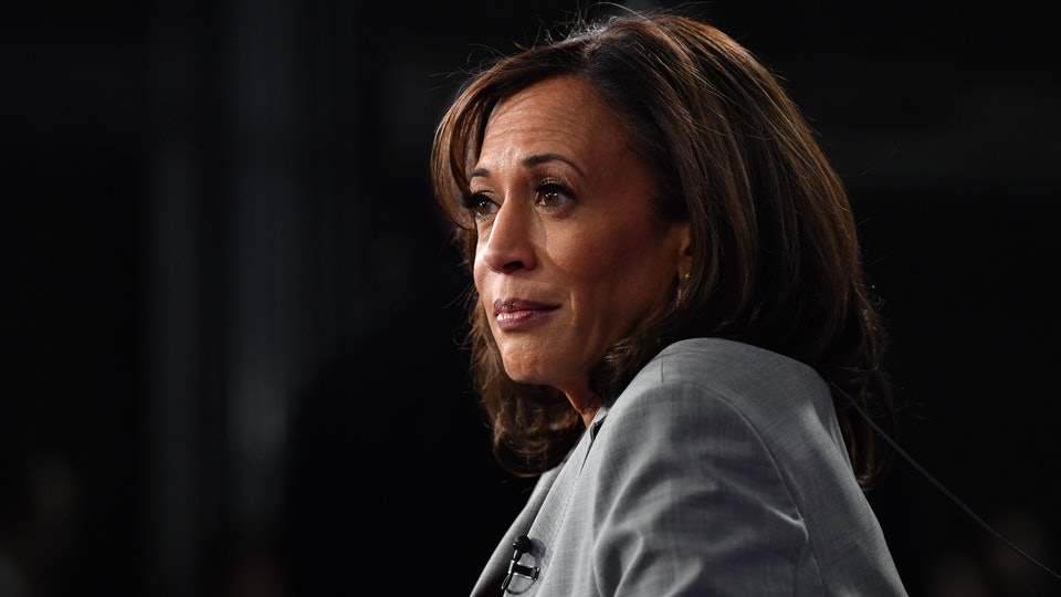 "Sen. Kamala Harris wants six months of paid leave to fit the ""reality of women's lives today"