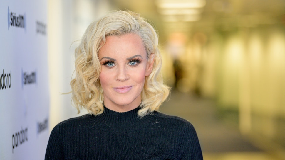 "'The Masked Singer' judge Jenny McCarthy revealed why celebrities go on the Fox show, during SiriusXM's ""Dial Up the Moment"" campaign launch in NYC."
