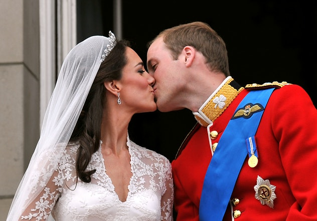 """Prince William and Kate Middleton made sure to include the hymn, """"Guide Me, O Thou Great Redeemer"""" d..."""