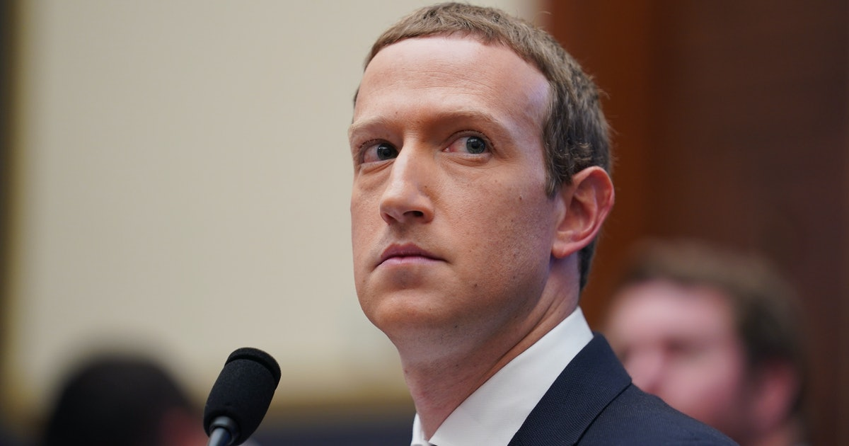 Mark Zuckerberg had a secret dinner with Trump, and Facebook won't talk about it