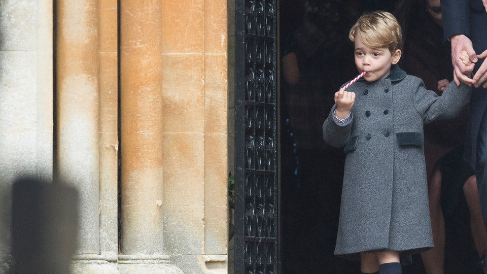 Prince George might have gotten an adorable nod from Netflix' 'The Crown'