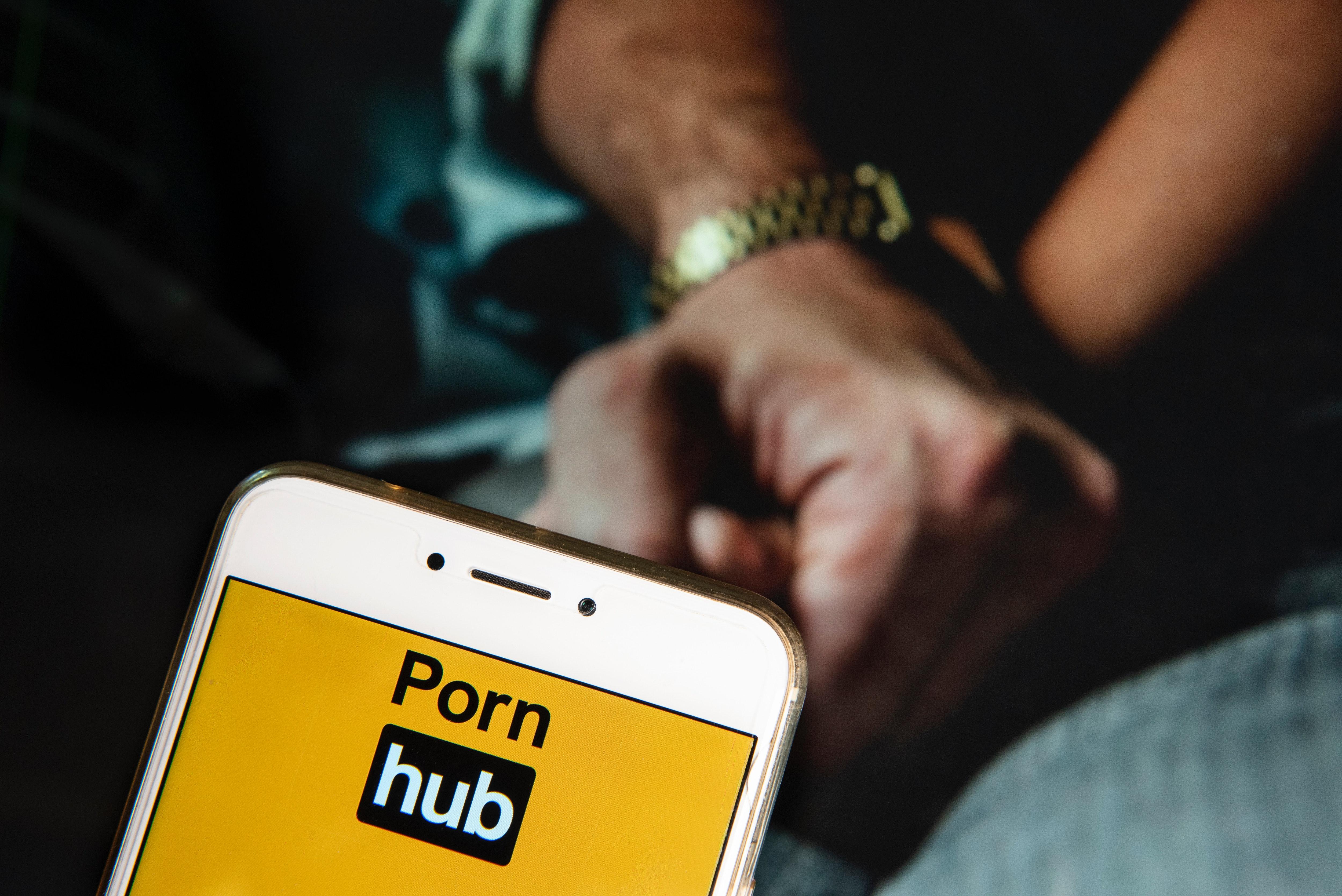 pornhub mobile