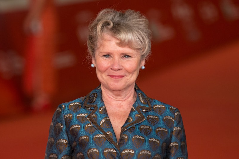 Imelda Staunton is rumoured to be replacing Olivia Colman in The Crown