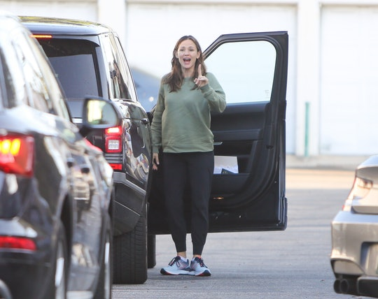 Jennifer Garner lost her car after hitting up Build-A-Bear because mom brain is real.