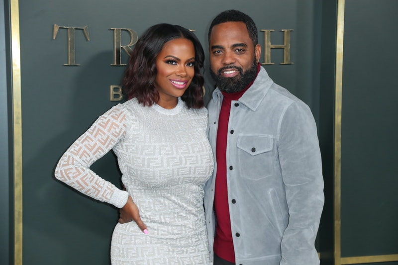 'Real Housewives of Atlanta' star Kandi Burruss welcomed a baby girl via surrogate with husband Todd Tucker.