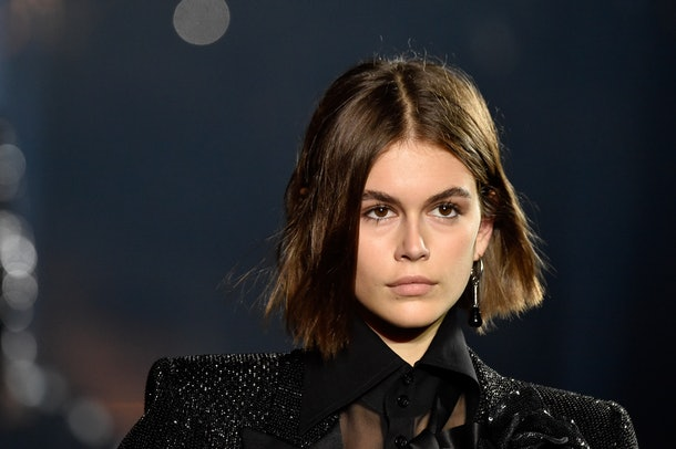 Kaia Gerber's astrological sign is Virgo