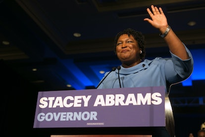 Stacey Abrams Is Producing A TV Show Based On Her Romance Thriller Novel