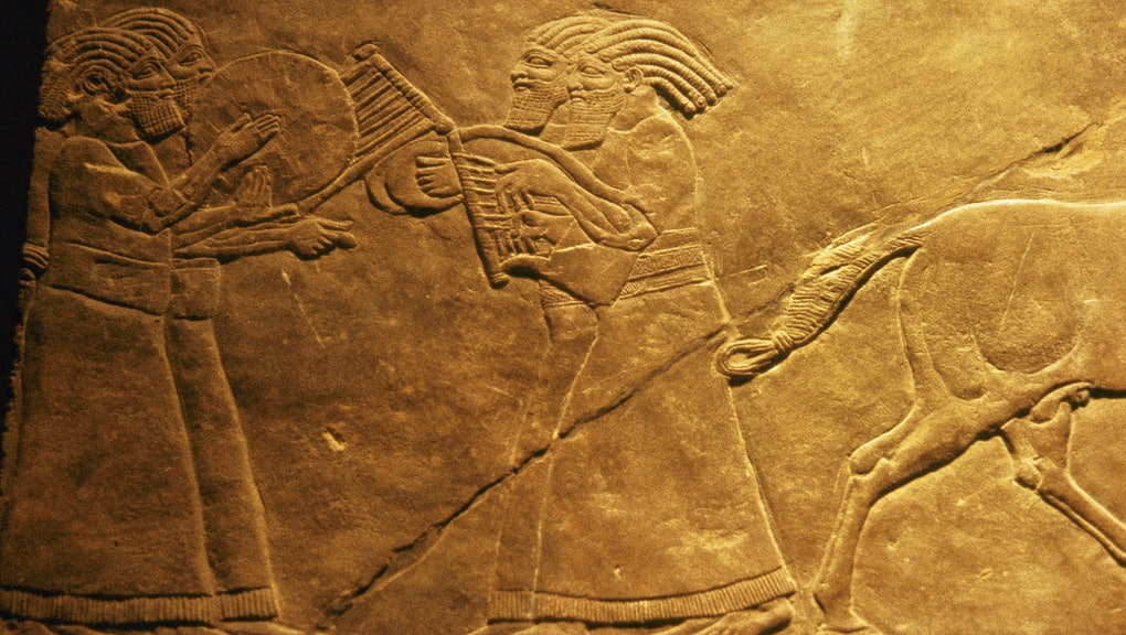 Ashurbanipal, last major ruler of the Assyrian Empire, couldn't outrun the effects of climate change.