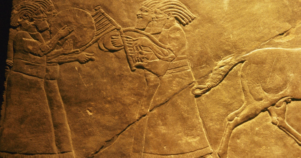 Climate change fueled the rise and demise of the Neo-Assyrian Empire